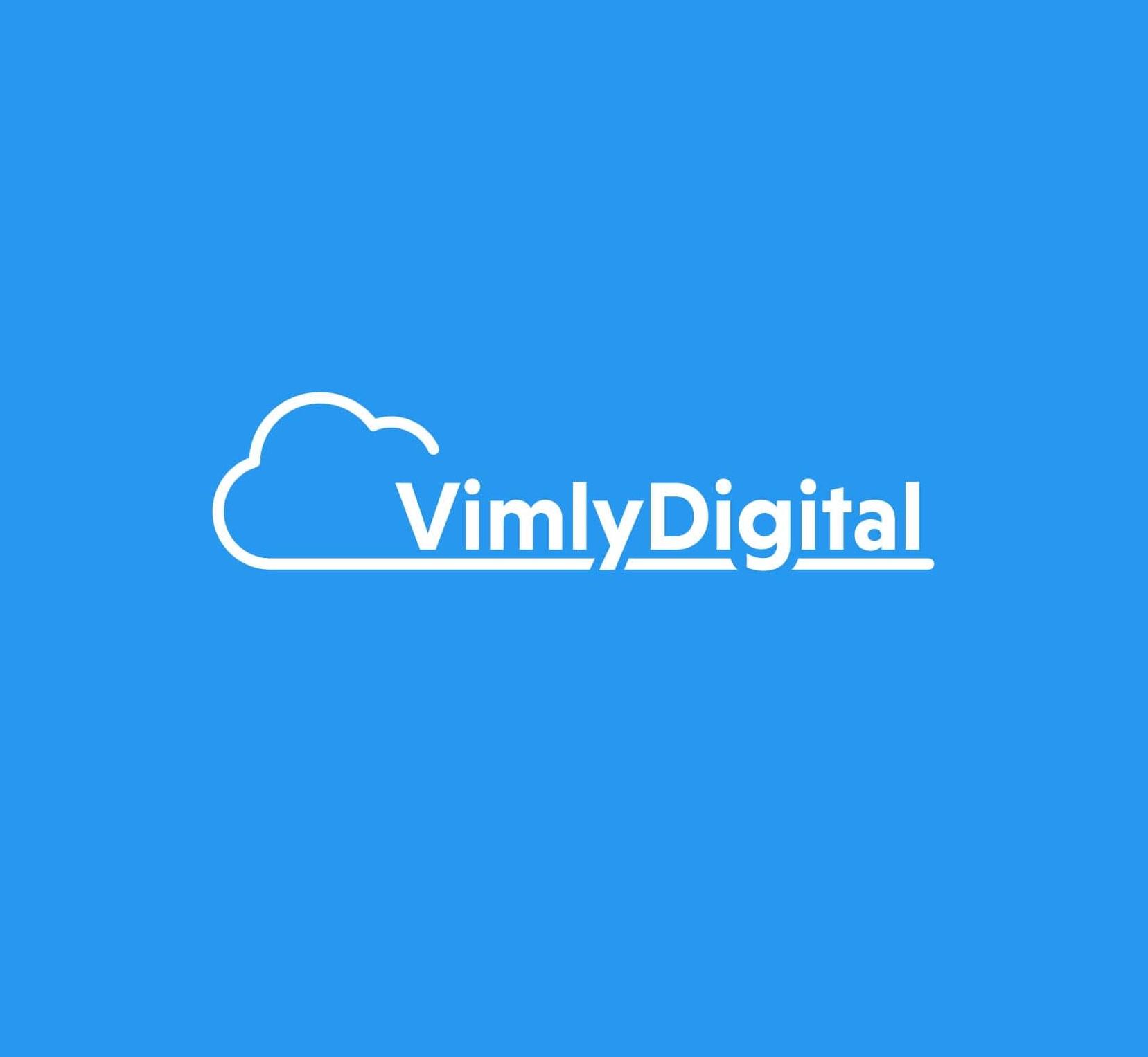 Vimly Digital Logo