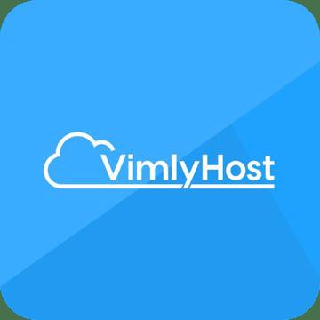 VimlyHost Logo