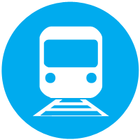 InfoTrain Status Logo