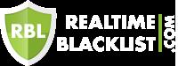 realtimeBLACKLIST.com Logo