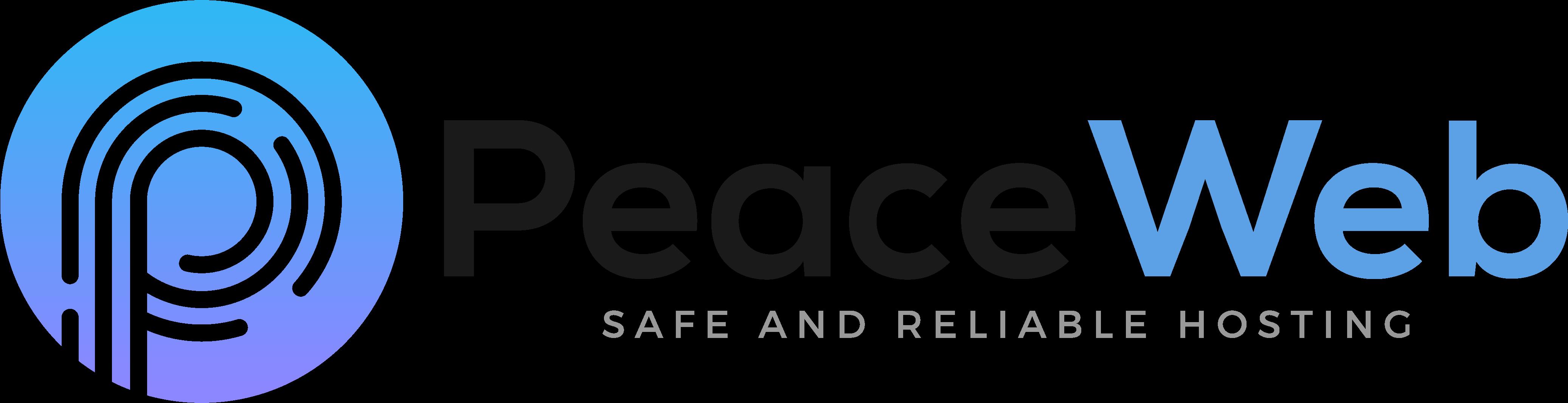 PeaceWeb Logo